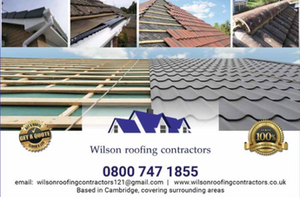 All aspects of flat and pitched roofing