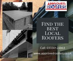 Find Approved Roofers in Brighton is no Surprise